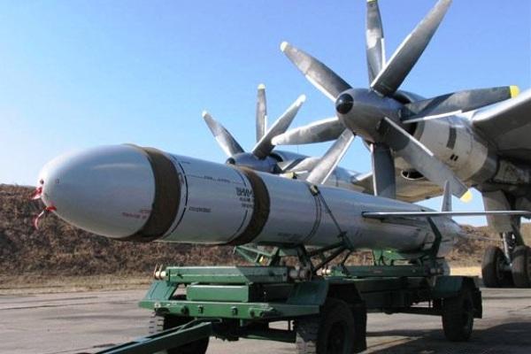Rudal Kh-555 Rusia
