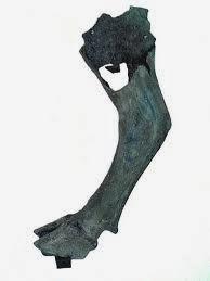 Histoire de la jambe de bronze