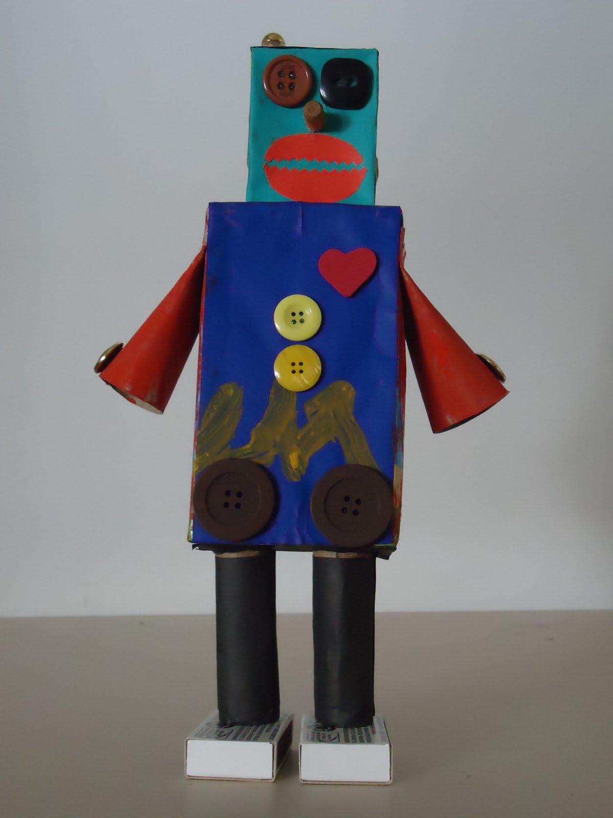 Super Meu Pequeno Príncipe: O Robô BD05