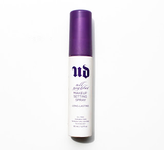 Urban Decay All Nighter Makeup Setting Spray (Anchors and Pearls)