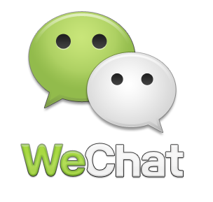 Aplikasi WeChat Android