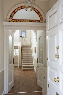 The hallway, 4 Sydney Place, Bath