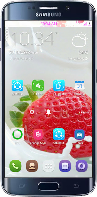Color Status Bar Android அப்ளிகேஷன்