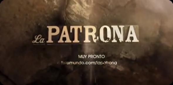 La Patrona¨ con Aracely Arámbula y Jorge Luis Pila ¡Promocionales ...