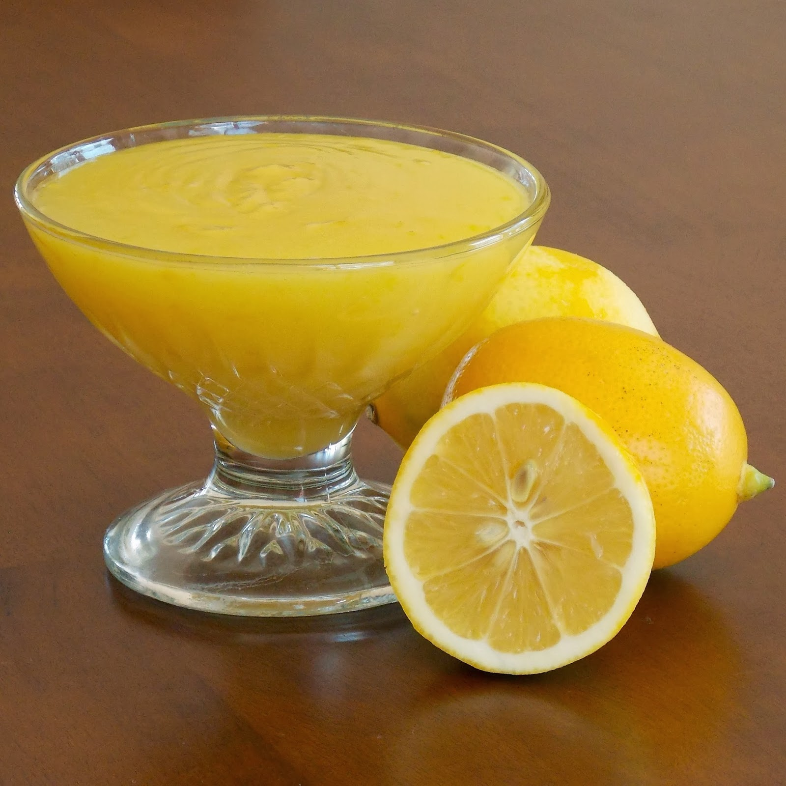 The Life & Loves of Grumpy's Honeybunch: Meyer Lemon Curd