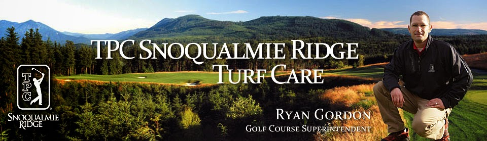 TPC Snoqualmie Ridge Turf Care