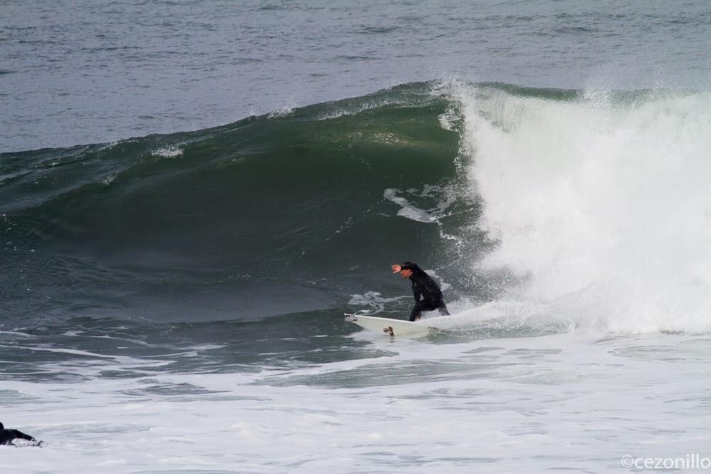 Surf en el Mongol