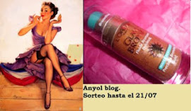 SORTEO EN ANYOL BLOG