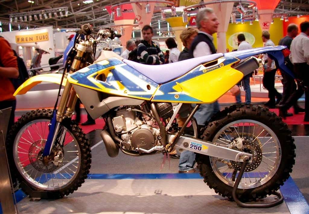 Husqvarna WR250 Bikes Price