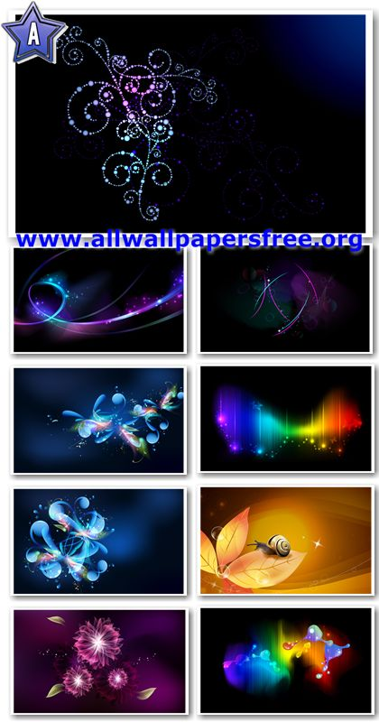 80 Colorful Abstract Shapes Wallpapers 1920 X 1200