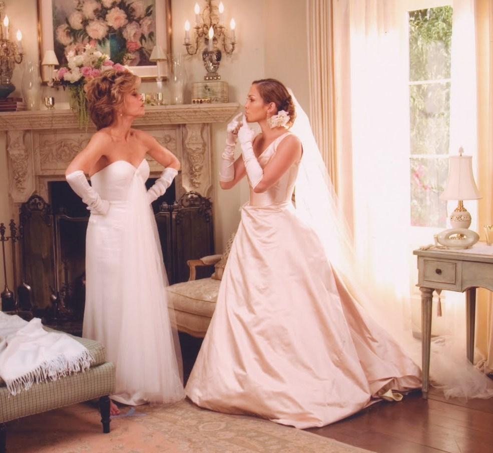 LifeTime: Blanca y radiante va la novia