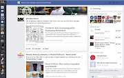 New Design and Layout of 's News Feed/HomepageGet . (facebook's news feed homepage re designed )