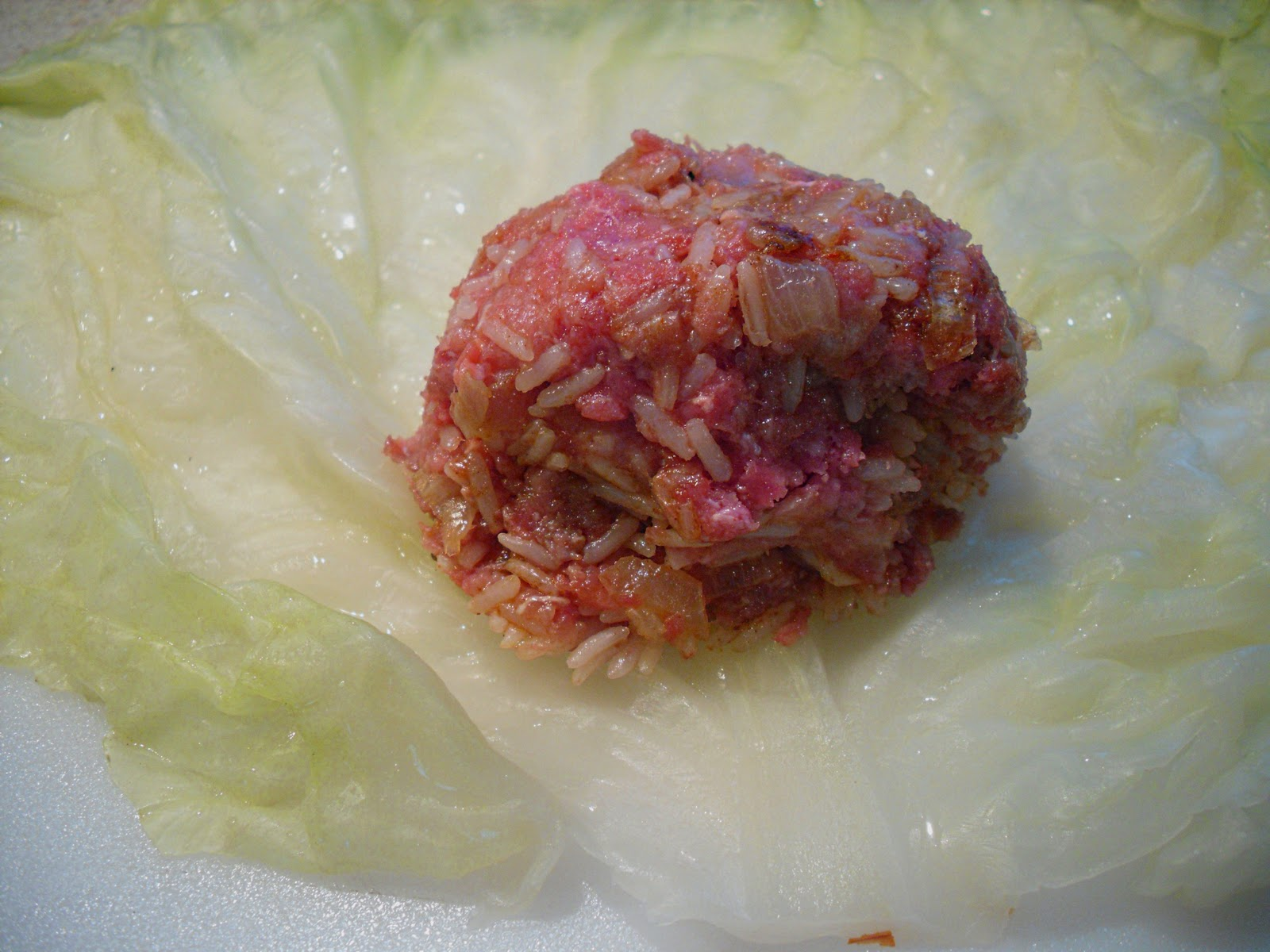 Comfy Cuisine: Polish Stuffed Cabbage Rolls with Grandma