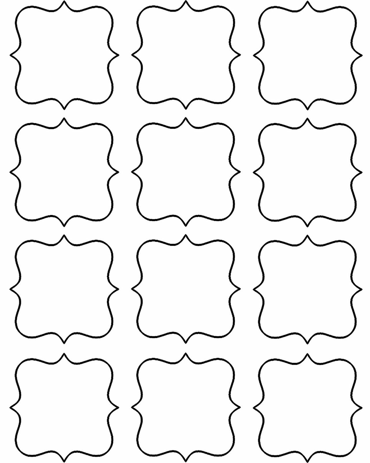 doodlecraft freebie week gift tags and labels. Black Bedroom Furniture Sets. Home Design Ideas