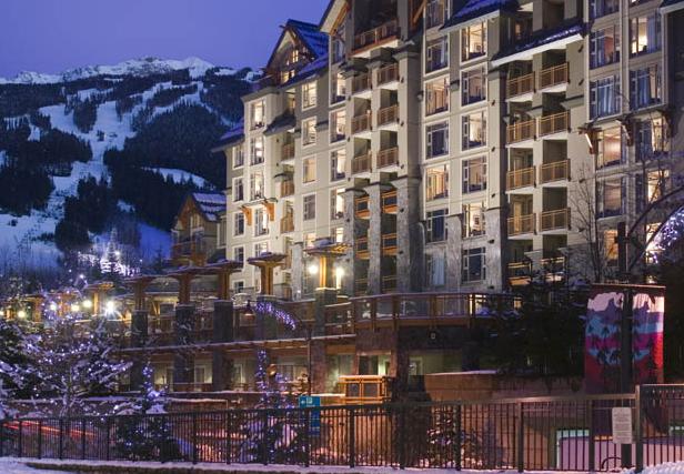 Expect a ski valet, ...