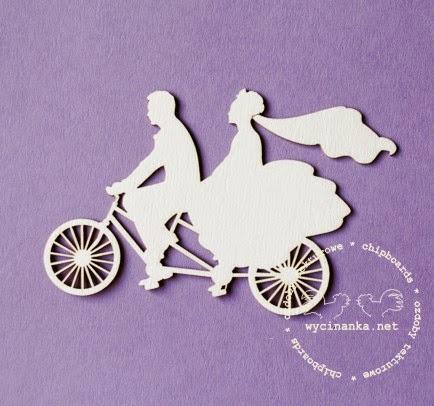 http://wycinanka.net/pl/p/W-DNIU-SLUBU-mloda-para-na-rowerze/1314