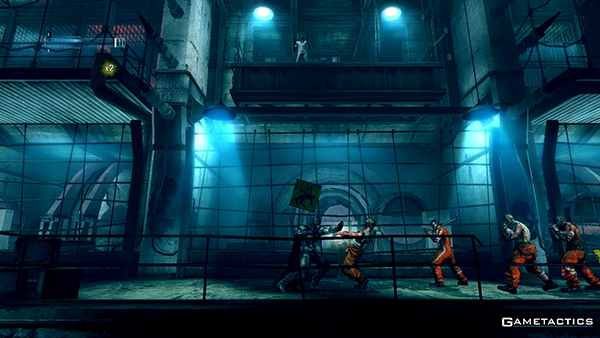 Batman Arkham Origins Blackgate Deluxe Edition Screenshot 4