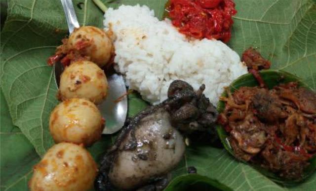 Resep Sega Jamblang Cirebon