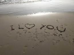 Message d'amour pour son chéri