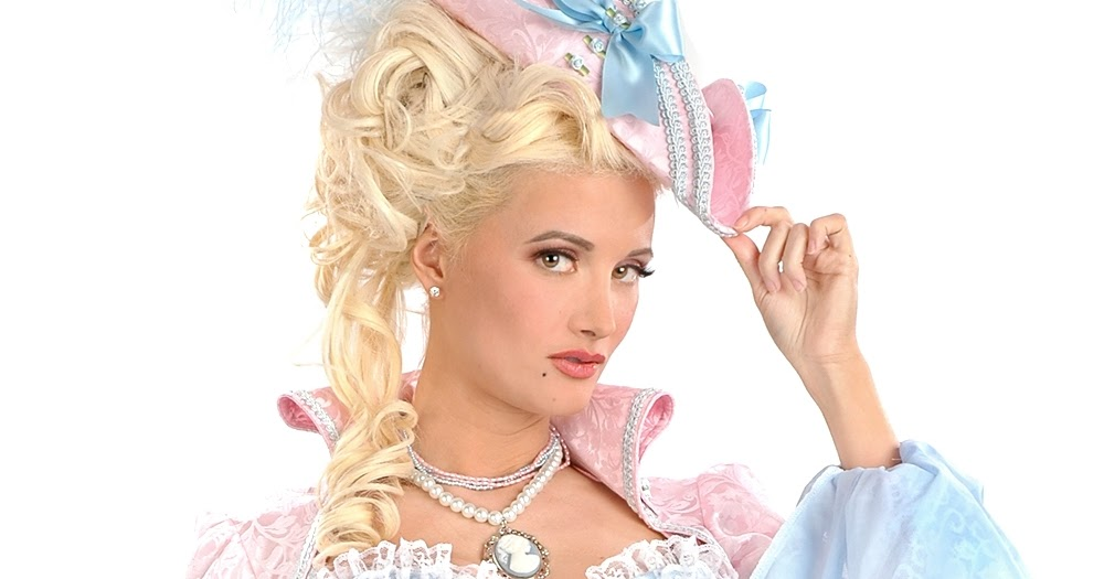 Celebrity Hosiery: Holly Madison