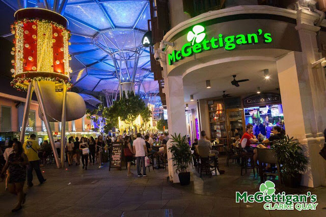 McGettigan's Clarke Quay
