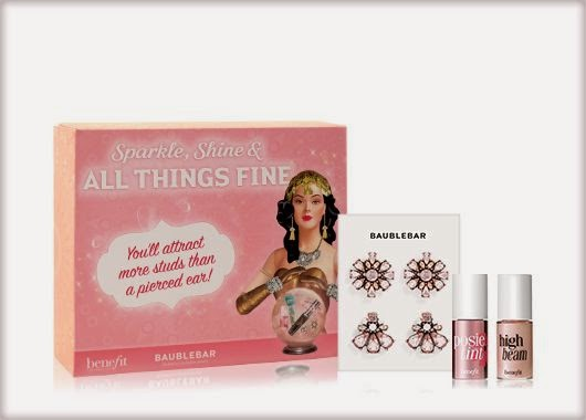 Benefit Sparkle, Shine &All Things Fine