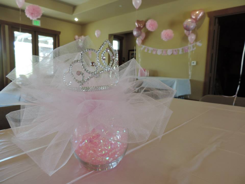 candy crate a baby shower fit for a princess