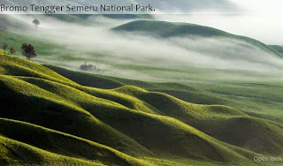 Bromo Tengger Semeru National Park.