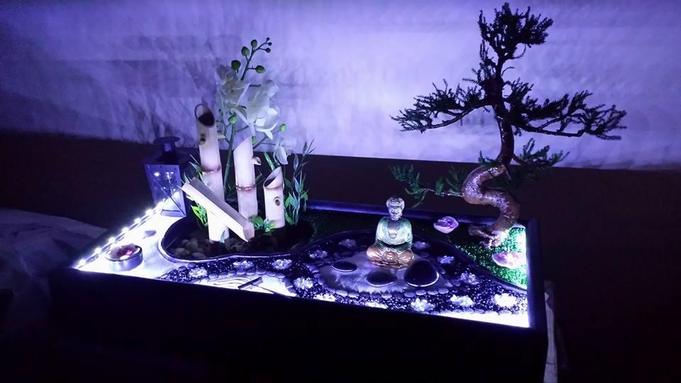Testare e recensire con una blogger fontane zen for Fontana zen