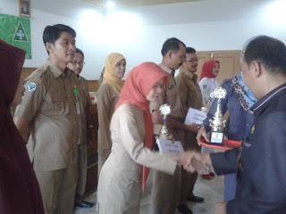 Selamat! SD Negeri 149/VIII Muara Tebo Meraih Juara 1 Dalam Ajang Lomba Sekolah Sehat Tingkat Kabupaten Tebo Tahun 2015