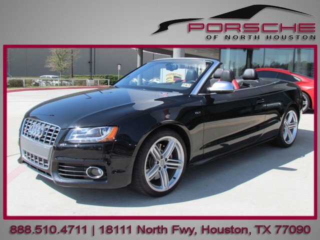 Porsche Of North Houston Pre Owned Vehicle Of The Week 2010 Audi