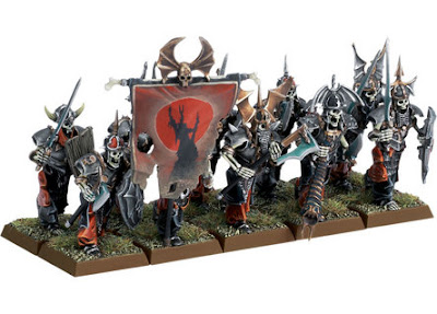 Wight King and Grave Guard photo