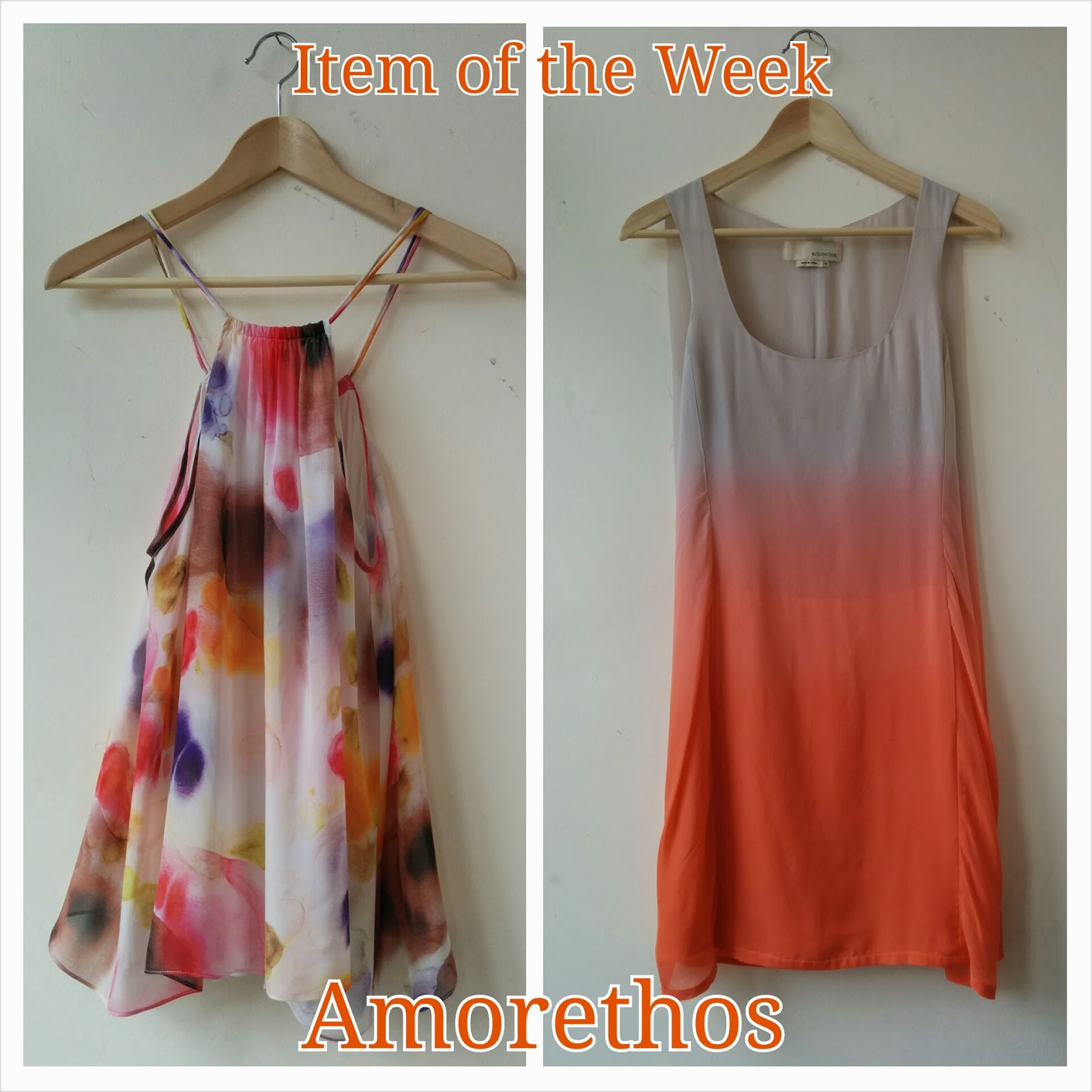 Amorethos clothing at The Weekender