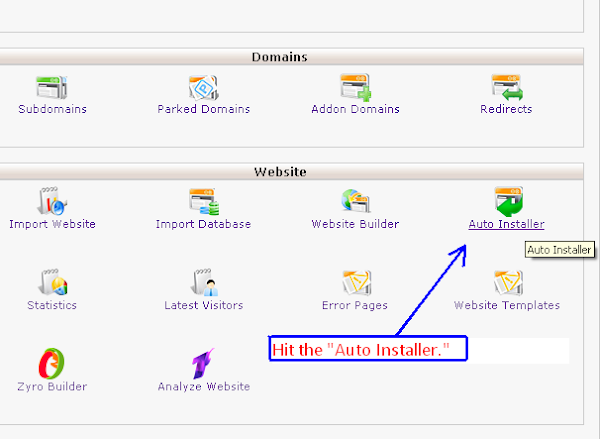 Image of Hostinger Auto Installer