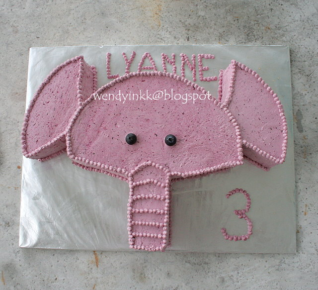 Elephant Cake Template http://wendyinkk.blogspot.com/2012/01/kumquat-blueberry-orange-cake-and.html