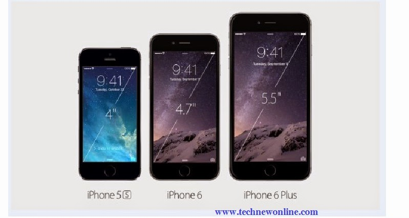 Apple IPhone 6 Competed With Rival Samsung Galaxy S5 3
