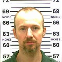 Richard Matt and David Sweat who escaped from the New York prison