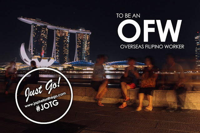 It's expensive to be an OFW (Overseas Filipino Worker)