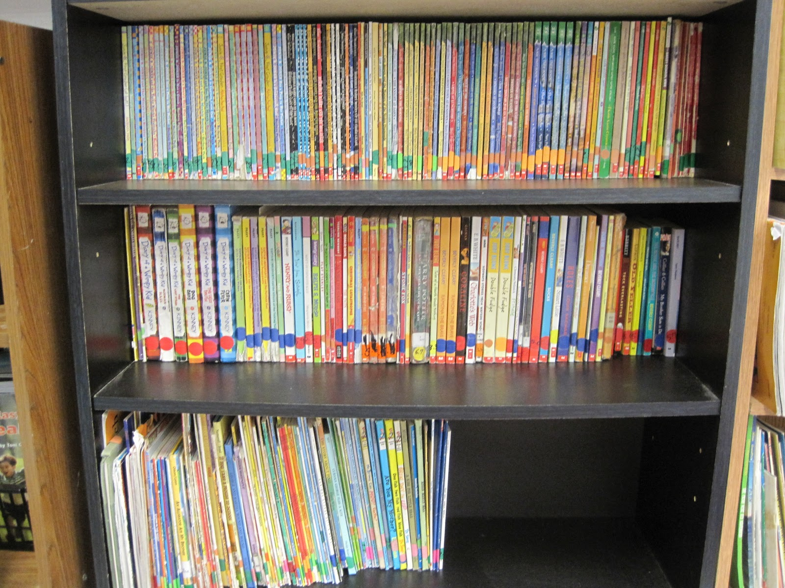 bookcase library classroom diy me pin plnr for bookshelf