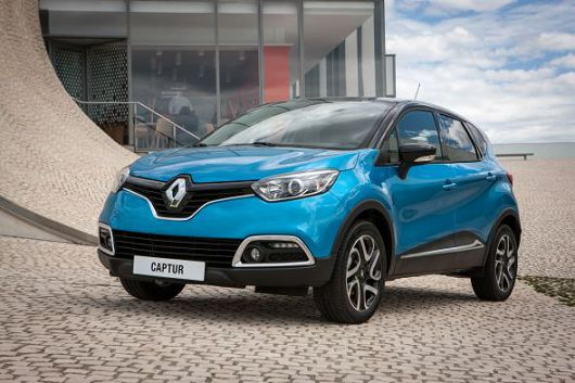 style legends renault captur l 39 urban crossover. Black Bedroom Furniture Sets. Home Design Ideas
