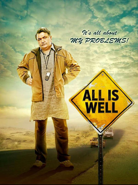 First Look All Is Well Rishi Kapoor