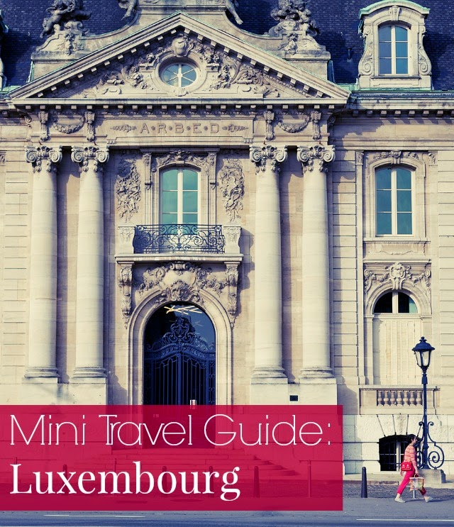 travel guide luxembourg