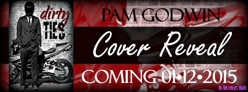 Cover Reveal – Dirty Ties by Pam Godwin
