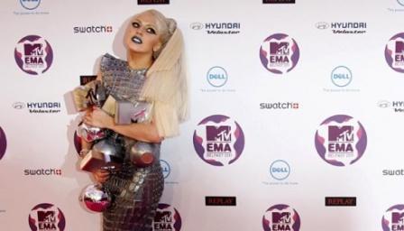 lady gaga MTV