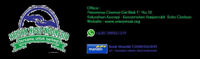 Yayasan Arisan Nasi Indonesia (YANI)