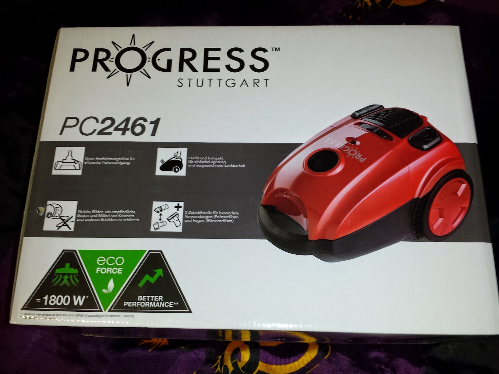 progress pc 2461