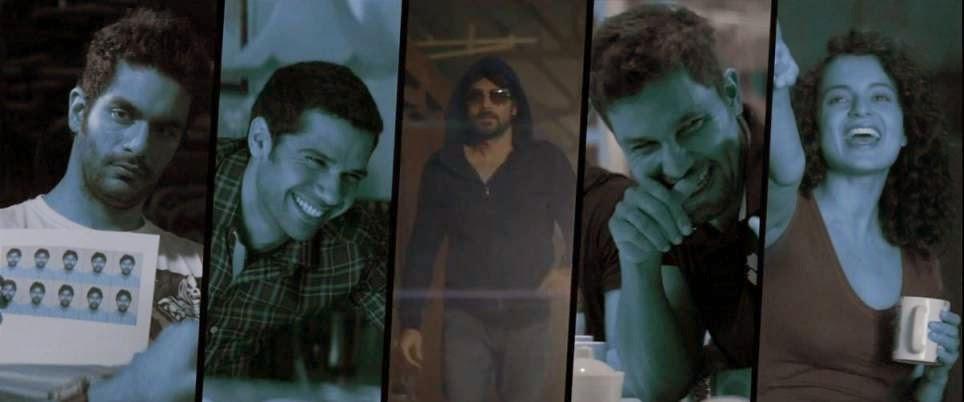 Ungli - 2014 Movie Trailer Screenshot