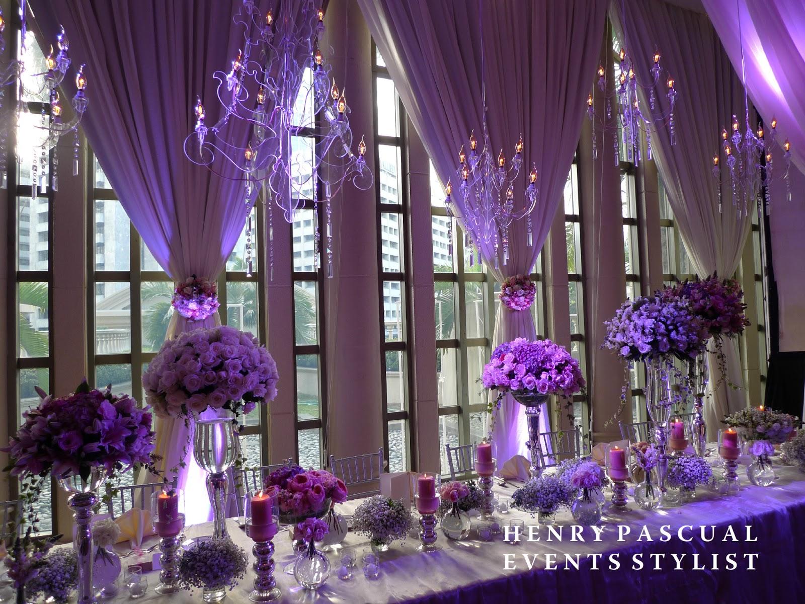 Clic Themed Wedding At Manila Peninsula Conservatory