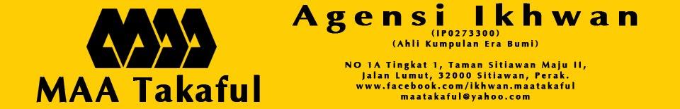 MAA Takaful Berhad - Agensi Ikhwan