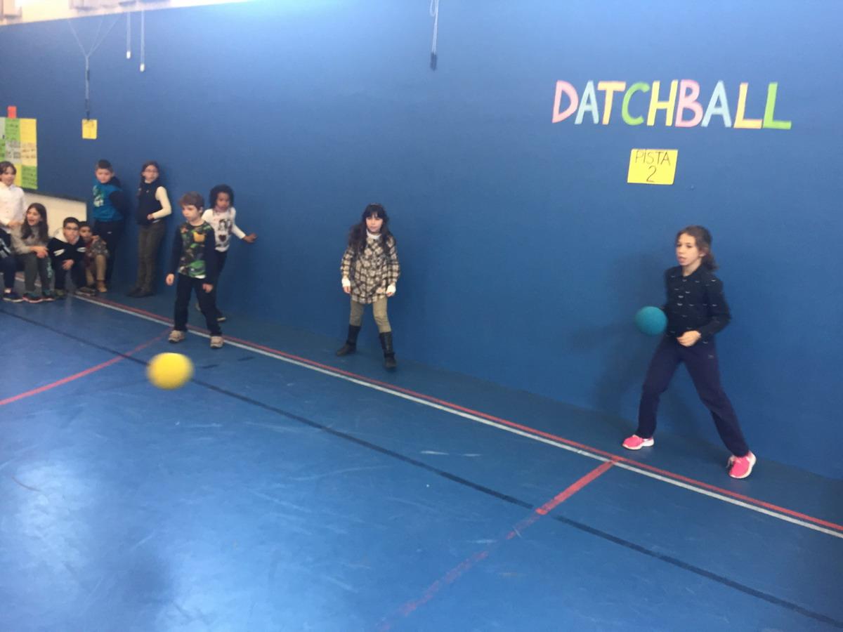 VÍDEO DEL DATCHBALL